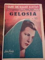 I Grandi Cine Romanzi Illustrati Gelosia Luisa Ferida - Cine