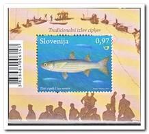 Slovenië 2013, Postfris MNH, Fish - Slovenië