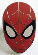 BIG Pin's 4.5 Cm SPIDERMAN TETE © MARVEL DISNEY - Comics