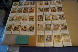 Ancien Jeu De Cartes Original Pour Collection,dans Sa Boîte D'origine,complet,dimensions Cartes 11Cm Sur 7 Cm. - Toy Memorabilia