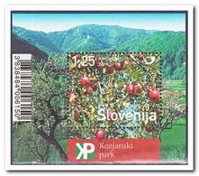 Slovenië 2013, Postfris MNH, Fruit, Trees - Slovenië