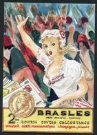 BRASLES - 2° BOURSE TOUTES COLLECTIONS 1989 - Bourses & Salons De Collections