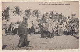 8AK2900 SAINT LOUIS FEMMES WOLOFS 2 SCANS - Senegal