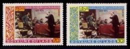 (118) Laos  Lenin 1970  ** / Mnh  Michel 278-79 - Laos