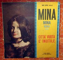 "MINA  COVER NO VINYL 45 GIRI - 7"" - Accessori & Bustine"