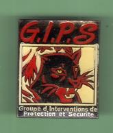 G.I.P.S *** GROUPE D'INTERVENTIONS DE PROTECTION ET SECURITE *** A050 - Firemen