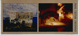 Nehaj Fortress,  Senj, Croatia., Carte Postale Neuve Non Circulée - Croacia