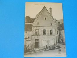 """18 ) Sancerre - Vieille Maison """" Xvi ém Siècles """" Marchants De Légumes """" - Année  - EDIT :bazar Sancerrois - Sancerre"""