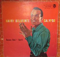 "HARRY BELAFONTE CALYPSO  COVER NO VINYL 45 GIRI - 7"" - Accessori & Bustine"