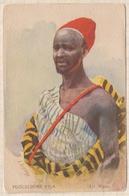 8AK2907 Publicité Musculosine Byla - N° XII Maroc - Dessin De L. Lessieux  2 SCANS - Lessieux
