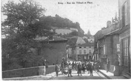 BRIEY .... RUE DES TILLEULS ET PLACE - France