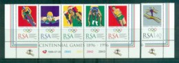 South Africa 1996 Centennial Games MUH Lot81772 - South Africa (1961-...)