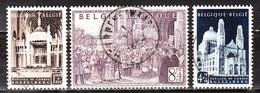 876/78  Koekelberg - Série Complète - Oblit. - LOOK!!!! - Belgique