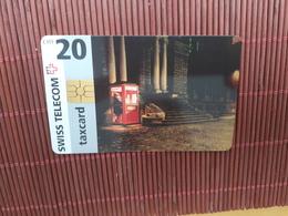 Phonecard  20 CHF Suisse Used - Switzerland