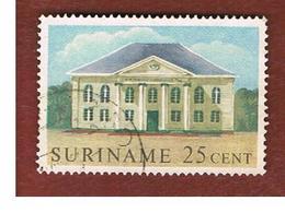 SURINAME (SURINAM) - SG 486  -   1961  NEVE SHALOM SYNAGOGUE     -  USED° - Suriname