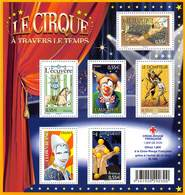 FRANCE   N°121** LE CIRQUE - Neufs