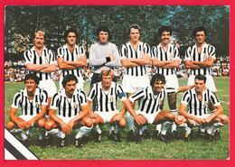 JUVENTUS - CAMPIONATO 1978/1979 - Calcio