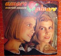 """MARISA SANNIA AMORE AMORE  COVER NO VINYL 45 GIRI - 7"""" - Accessori & Bustine"""