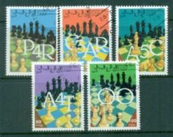 Sahara Occidental 1993 Chess CTO - Stamps