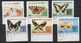 Sahara Occidental 1994 Insects Butterflies CTO - Stamps