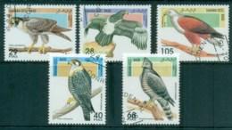 Sahara Occidental 1995 Birds Of Prey CTO - Stamps