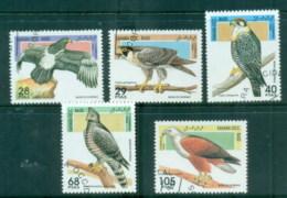 Sahara Occidental 1995 Birds Of Prey CTO - Africa (Other)