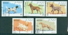 Sahara Occidental 1995 Doga CTO - Stamps