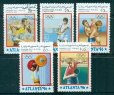 Sahara Occidental 1996 Atlanta Olympics CTO - Stamps