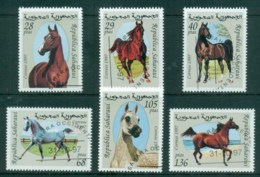 Sahara Occidental 1997 Horses CTO - Stamps