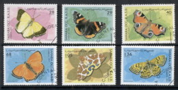 Sahara Occidental 1997 Insects Butterflies CTO - Stamps