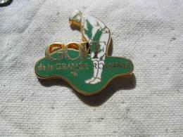 Pin's De La Pratique Du Golf à La Grange Romanie - Golf