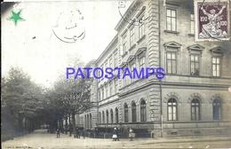 99838 CZECH REPUBLIC JAGERNDORF VIEW BUILDING CIRCULATED TO ARGENTINA POSTAL POSTCARD - Czech Republic