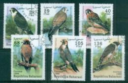 Sahara Occidental 1999 Birds Of Prey CTO - Stamps