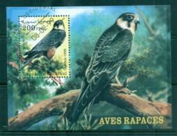 Sahara Occidental 1999 Birds Of Prey MS CTO - Stamps