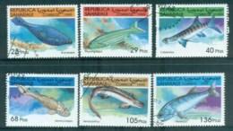 Sahara Occidental 1999 Prehistoric Fish CTO - Stamps
