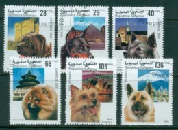 Sahara Occidental 2000 Dogs CTO - Stamps