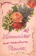 45 - LOIRET / Sermaises Du Loiret - 455444 - Belle Carte Fantaisie - Relief - Autres Communes