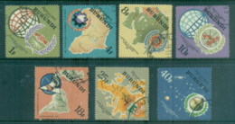 Burundi 1965 ICY Intl. Cooperation Year CTO - Altri