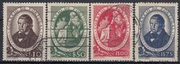 PORTUGAL 1944 Nº 651/54 USADO - Oblitérés