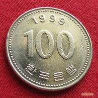 Korea South 100 Won 1999 KM# 35.2  Corea Coreia Do Sul Koree Coree - Corée Du Sud