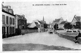 29 - Loquirec - Les Hotels Sur Le Port - Locquirec