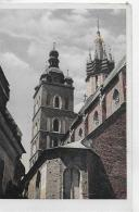 AK 0034  Krakau - Marienkirche ( Südostseite ) Um 1930-40 - Polen