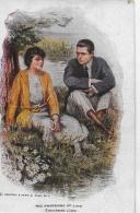 AK 0034  Erwachende Liebe - Künstlerkarte Um 1910-20 - Paare