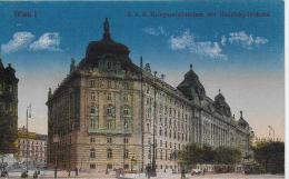 AK 0034  Wien - K. K. Kriegsministerium Mit Redatzkydenkmal Um 1910-20 - Wien Mitte