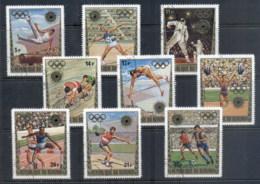 Burundi 1972 Summer Olympics, Munich CTO - Burundi