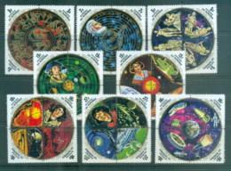 Burundi 1973 Zodiac Signs, Nicolas Copernicus 500th Birth Anniv. CTO - Burundi