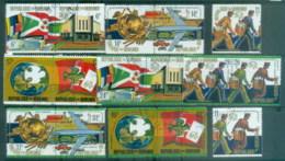 Burundi 1974 UPU Centenary CTO - Burundi