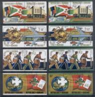 Burundi 1974 UPU Centenary Prs CTO - Burundi