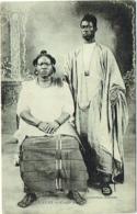Guinée. Conakry. Couple Soussou. - Guinée Française