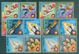 Burundi 1975 Apollo-Soyuz Space Mission CTO - Burundi